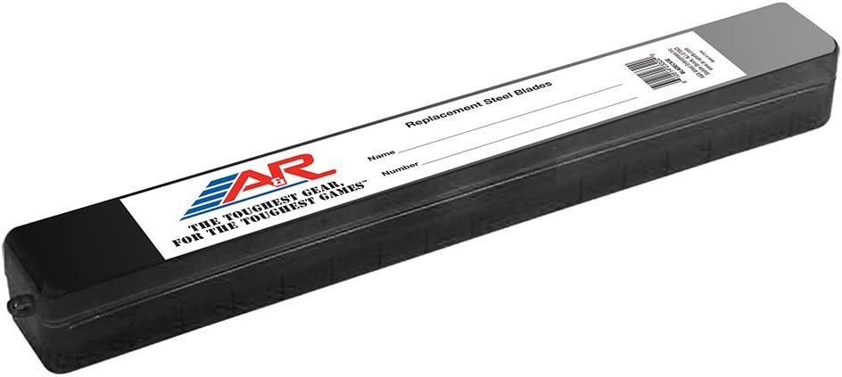 A&R Sports Replacement Steel Blade Case - Black : Sports & Outdoors