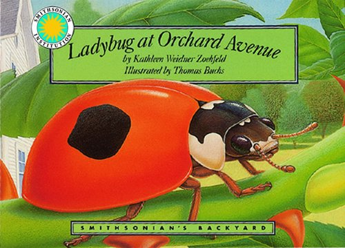 Ladybug at Orchard Avenue - a Smithsonian's Backyard Book