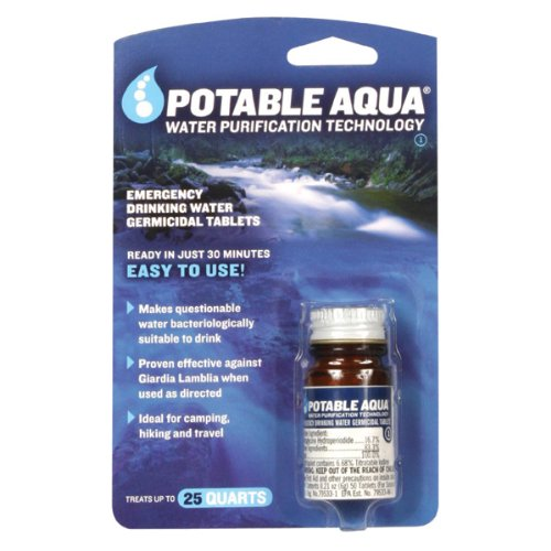 Water Purification Tablets ()
