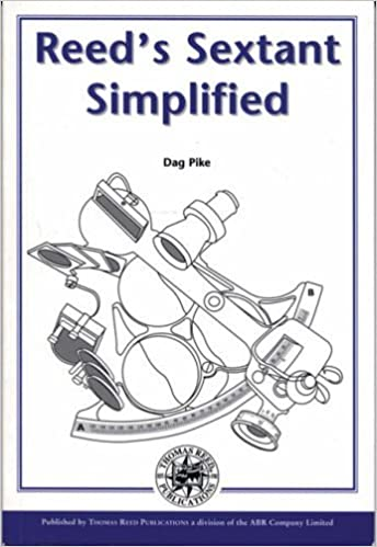 Book Reed's Sextant Simplified by Dag Pike (2003-03-31)