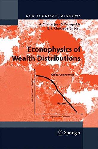 Econophysics of Wealth Distributions: Econophys-Kolkata I (New Economic Windows)