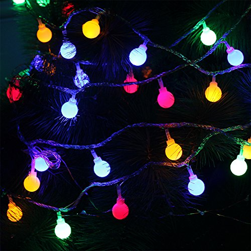 Christmas Ball Led Lights in US - 5
