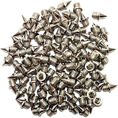 100 x Clavos de acero inoxidable para cross-country
