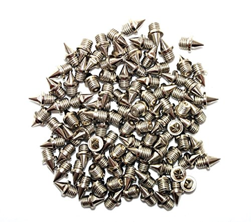 1/4 inch Stainless Steel Track and Cross Country Spikes (bag of 100)