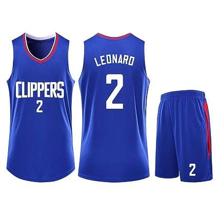 YSYSW Los Angeles Clippers 2 Camisetas De Baloncesto,Kawhi ...