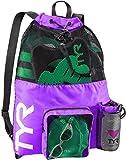 TYR Big Mesh Mummy Backpack - Purple