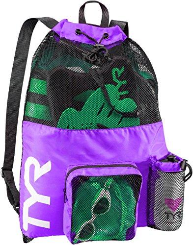 TYR Big Mesh Mummy Backpack - Purple by TYR (Image #1)