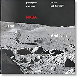 The NASA Archives. 60 Years in Space (3836569507) | Amazon price tracker / tracking, Amazon price history charts, Amazon price watches, Amazon price drop alerts