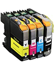 10 x Generic LC233 LC-233 Ink cartridges for Brother J4120,J5320,J5720