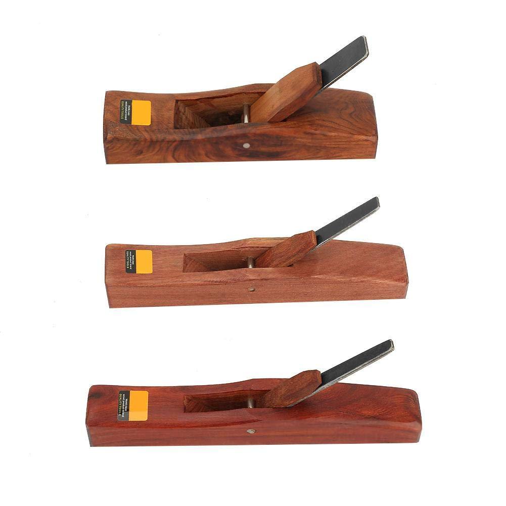 meubles de menuisier de bois de palissandre de bois de palissandre Grooving DIY Wood Plane 10//13 25mm Outil de plan de main 25mm