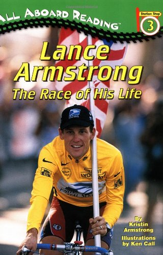 Download Lance Armstrong: The Race of His Life (All Aboard Reading) ebook