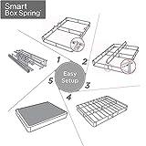 ZINUS 9 Inch Smart Metal Box Spring / Mattress