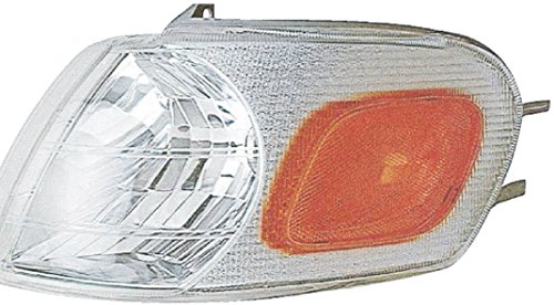 Dorman 1630104 Chevrolet / Oldsmobile Front Driver Side Parking / Turn Signal Light Assembly