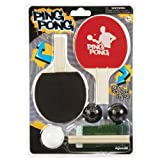 Toysmith Mini Ping Pong, Packaging May Vary