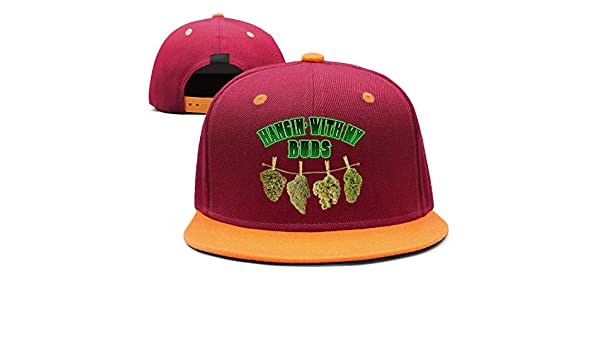 Baseball Cap Marijuana Cannabis Definitely Not on Drugs Snapbacks Truker Hats Unisex Adjustable Fashion Cap
