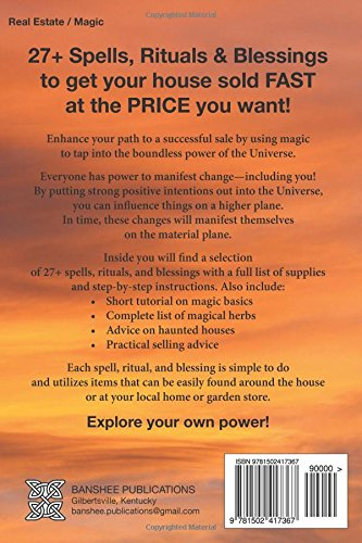 Magically Sold: Magic Spells to Sell Your House FAST and at the