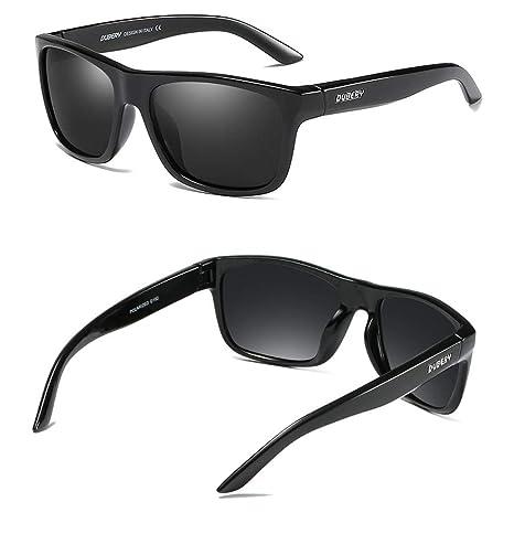 170db4ee96ff SPG Sunglasses Men's Driving Polarized Night Vision Sun Glasses for Men  Square Sports Luxury