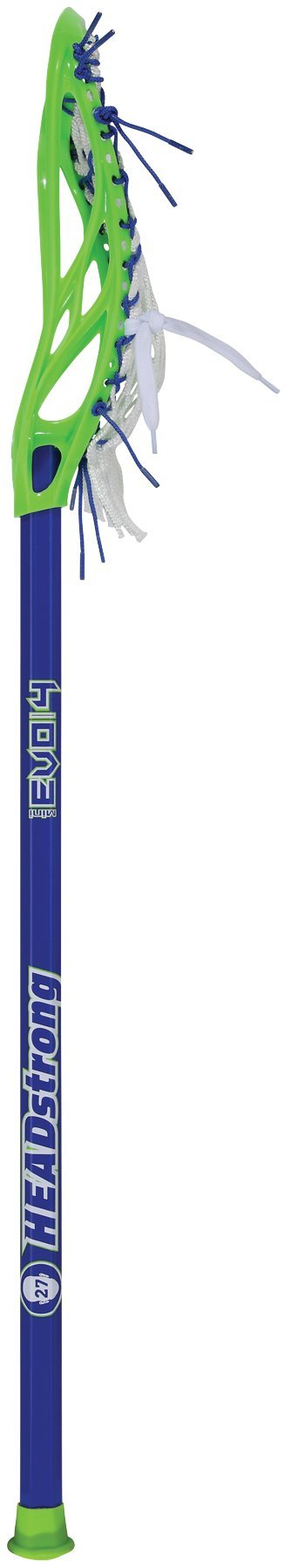 Warrior Evo 4 Headstrong Edition Lacrosse Stick, Mini by Warrior (Image #1)