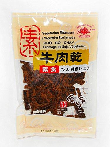Vegetarian Beef Jerky, 5.6 oz