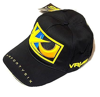 Gorra oficial VR46 Valentino Rossi Team Moto GP DAY&NIGHT: Amazon ...