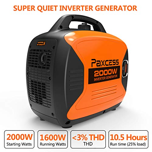 Buy portable inverter generator for rv