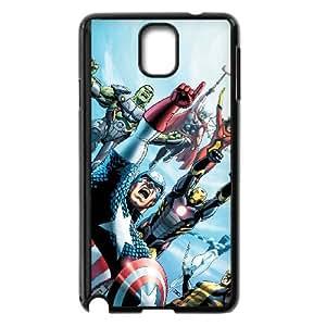 Marvel comic Samsung Galaxy Note 3 Cell Phone Case Black JR5227814