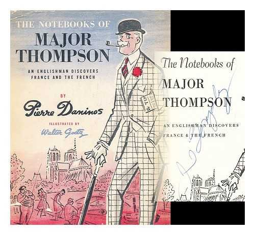 The Notebooks Of Major Thompson by Pierre Daninos