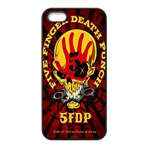 taoyix diy More Like Five Finger Death Punch Phone Case for iPhone 5S Case