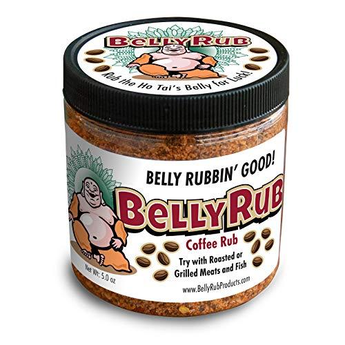Belly Rub Coffee Rub