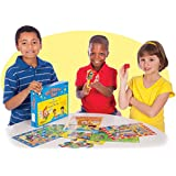 """WH"" Chipper Chat Game - Super Duper Educational Learning Toy for Kids"