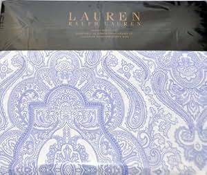Amazon Com Lauren Ralph Lauren Queen Sheet Set Blue