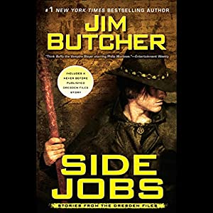 Side Jobs Audiobook