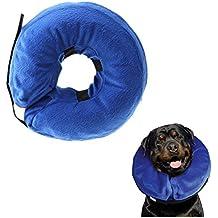 Amazon.com: dog donut collar