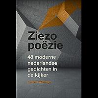 Ziezo poezie: 48 moderne Nederlandse gedichten in de kijker