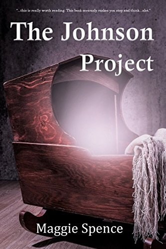 Book: The Johnson Project by Maggie Spence