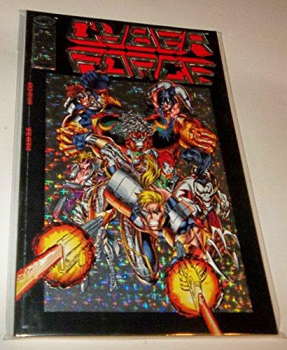 Cyber Force Trade Paperback Vol. 1 No. 1 December 1993