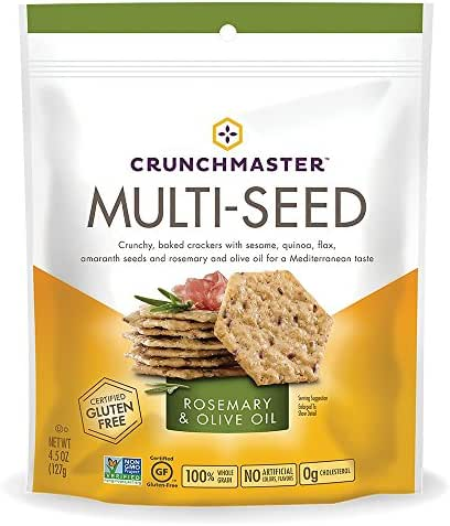 Crunchmaster Multi-Seed Crackers