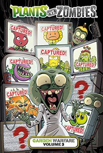Plants vs. Zombies: Garden Warfare Volume 3