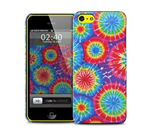 b w spots iPhone 5c protective phone case