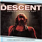 The Descent (Original Unrated Cut) [Blu-ray] cover.