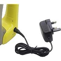 KANGIRU Window Vac Plug Battery Charger-UK Plug Cargador