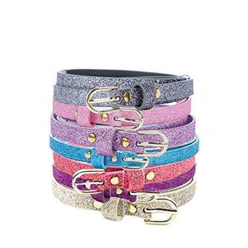 Ultra Skinny Sparkly Belt