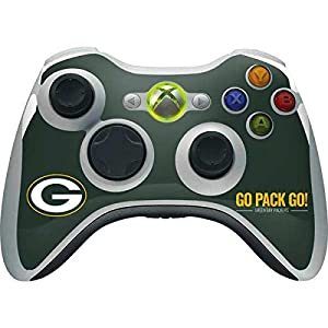 Green Bay Packers Xbox 360 Wireless Controller Skin - Green Bay Packers Team Motto | NFL X Skinit Skin