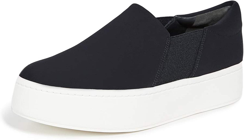 Warren Slip On Platform Sneaker