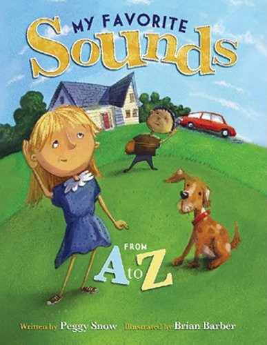 Download My Favorite Sounds from A to Z (My Favorites) ebook