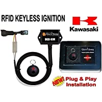Keyless Ignition Module for Kawasaki ZX6R, ZX636R, ZX10R & ZX14R Motorcycles