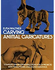 Carving Animal Caricatures