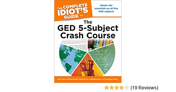 ged manual 2013 ebook