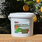Agro Sens Engrais Biologique Agrumes Orangers, Citronniers et Oliviers - 4 kg AG-AGRU4