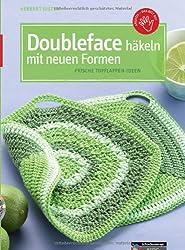 Doubleface häkeln mit neuen Formen: Frische Topflappen-Ideen